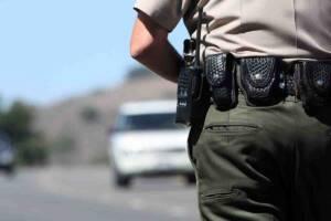 highway police officer